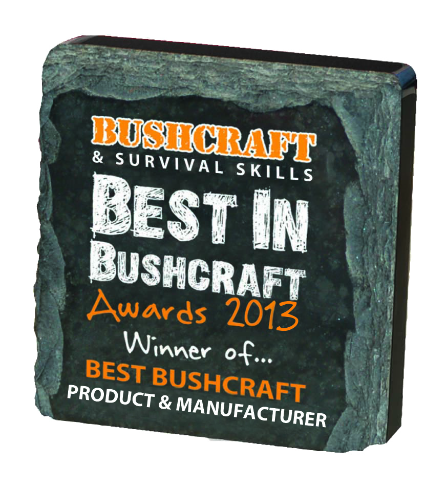 Bushcraft Course Winner